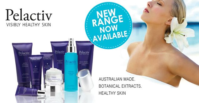 A simple, easy to use skin care range tailored to suit all skin types and conditions. Pelactiv is 100% Australian made and owned and was developed by leading cosmetic Chemists and Skin Care Therapists. Derived from Australian Native Plant Extracts. Pelactiv gives a holistic approach to skincare.  www.absoluteskin.com.au #pelactiv #australian #botanicalextracts #healthyskin