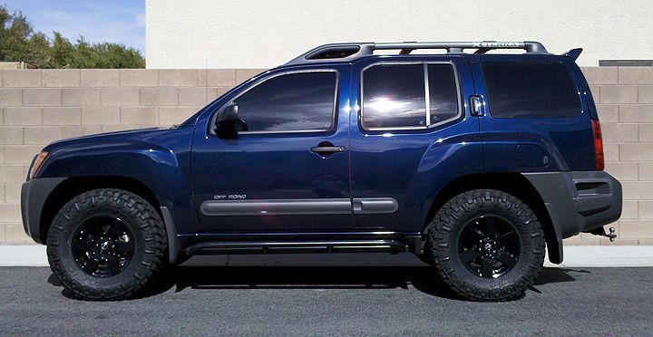 nissan xterra nitto trail grappler - Google Search
