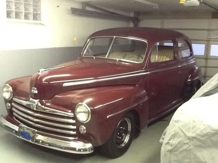 339 best ford 1941 1948 images on pinterest for 1947 ford 2 door