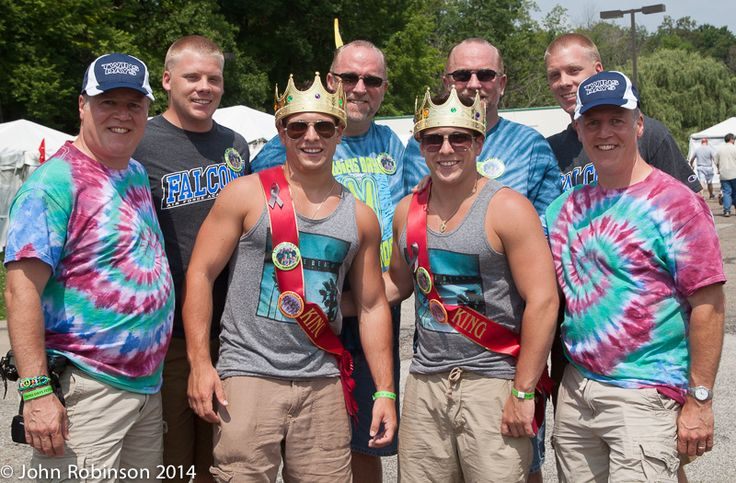 Twins Days Festival in Twinsburg, Ohio
