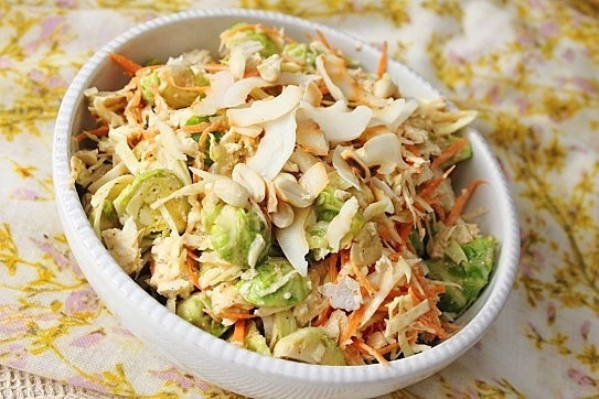 Peanut, Carrot And Cabbage Slaw Recipes — Dishmaps