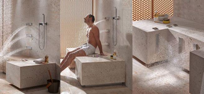 Dornbracht, Comfort Shower  #dornbracht #shower #comfortshower #design