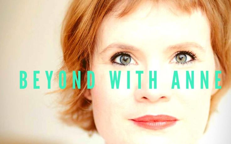 Neuer Youtube Kanal: Beyond with Anne