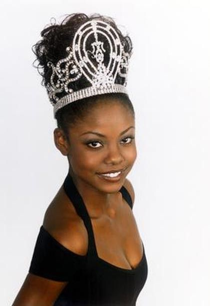 Wendy Fitzwilliam, Miss Universe 1998 from Trinidad and Tobago.