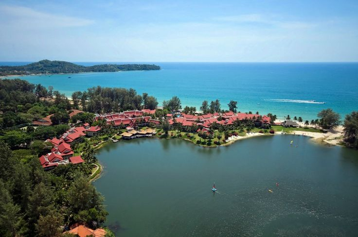 Incredible Thailand Resorts for Peaceful Stay : Thailand Resorts Top View