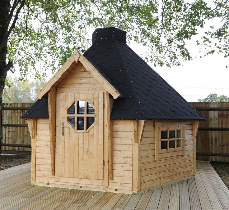 Log Cabin Sheds Summer Houses | Log Cabins, Summer Houses and Wooden Sheds Supplier