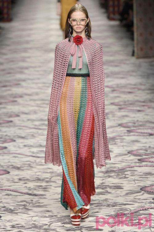 Gucci - kolekcja wiosna-lato 2016