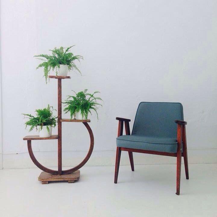 Chierowski chair Renovation & upholstery: Sylwia Biegaj Fot. Katarzyna Białoń