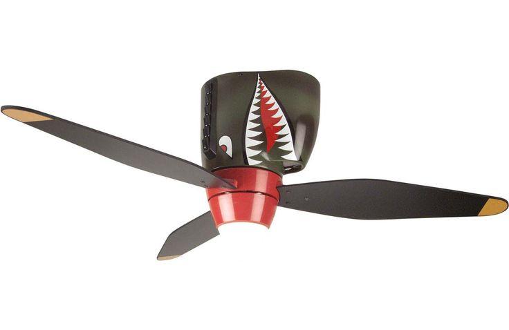 Flush Mount Ceiling Fan www.detikhome.com(11)