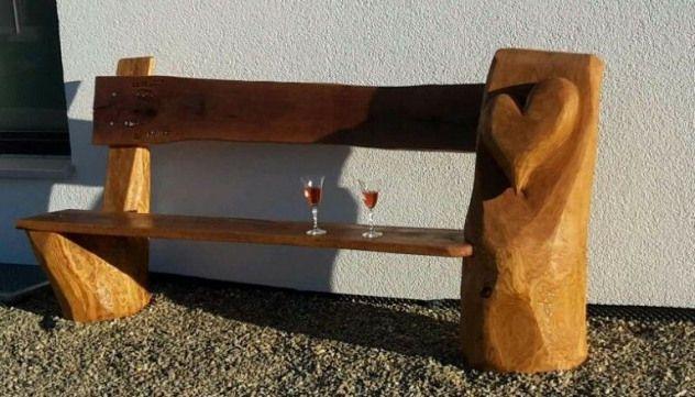 Hochzeitsbank Mit Gravur Gartenbank Hochzeitsgeschenk Woodworking Hochzeitsbank Holzbank Mit Gravur Hochzeitsgeschenke Holz