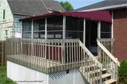 Screened Porch Kits Cost | Screen Porch Kit is a Great Way to Make a Porch Enclosure