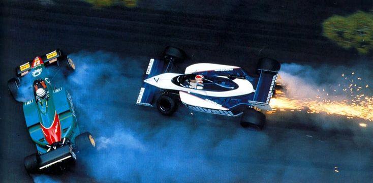 GP de Mônaco e Piquet dá um sinal do que aconteceria quatro anos depois: entrou na Benetton.