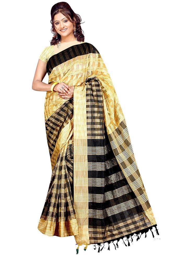 Winza New cotton silk fancy wedding saree with zari stripes for women girls: Amazon : Clothing & Accessories  http://www.amazon.in/s/ref=as_li_ss_tl?_encoding=UTF8&camp=3626&creative=24822&fst=as%3Aoff&keywords=Cotton%20Silk%20Sarees&linkCode=ur2&qid=1448783510&rh=n%3A1571271031%2Cn%3A1953602031%2Cn%3A1968253031%2Cn%3A1968256031%2Ck%3ACotton%20Silk%20Sarees%2Cp_72%3A1318476031&rnid=1318475031&tag=onlishopind05-21  #Cotton #Silk #Sarees