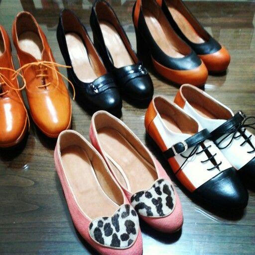 Zapatos creados con pasión