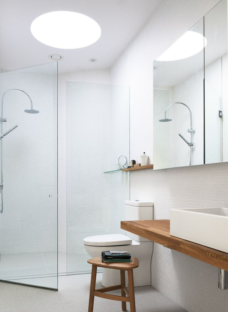House C3 | Campbell Architecture #bathroom