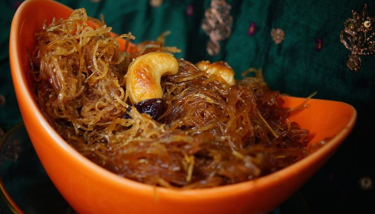 Sweet made from vermicelli is delicacy. It can be made fast and is quite simple and easy.