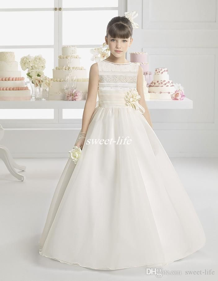 wedding decorations tulle 245 best images about flower dresses on 9160