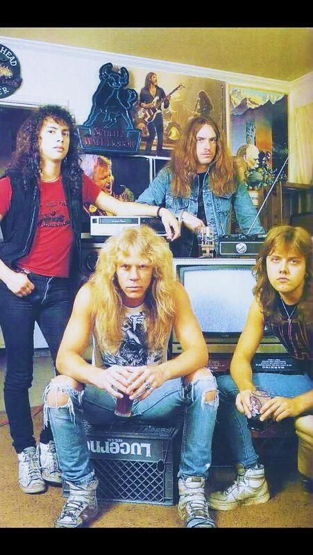 17 Best images about Metallica on Pinterest   Robert ...
