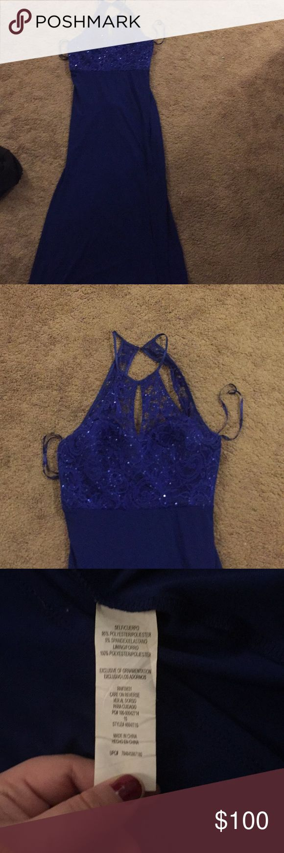Dillard's homecoming dress Worn once for homecoming dillards Dresses