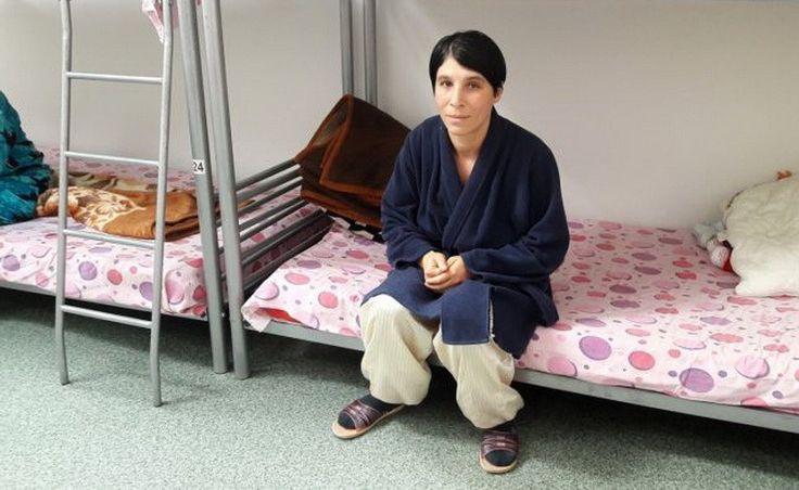 Georgeta Neagu, femeia care îşi poartă viaţa într-o sacoşă