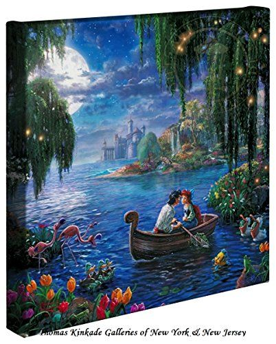 Little Mermaid II Gallery Canvas Wrap by Thomas Kinkade T... http://www.amazon.com/dp/B00TITD3ZI/ref=cm_sw_r_pi_dp_CRGnxb1S5E58Q