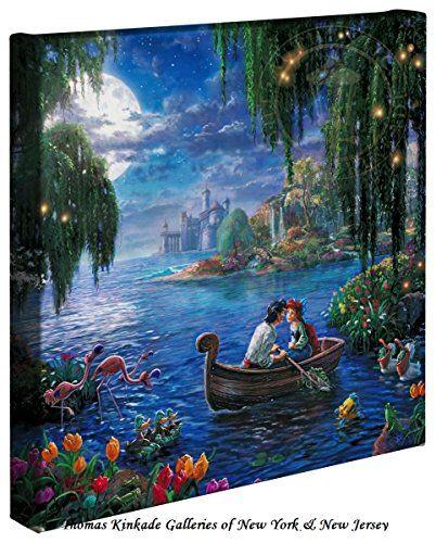 Little Mermaid II Gallery Canvas Wrap by Thomas Kinkade T... http://www.amazon.com/dp/B00TITD3ZI/ref=cm_sw_r_pi_dp_CRGnxb1S5E58Q