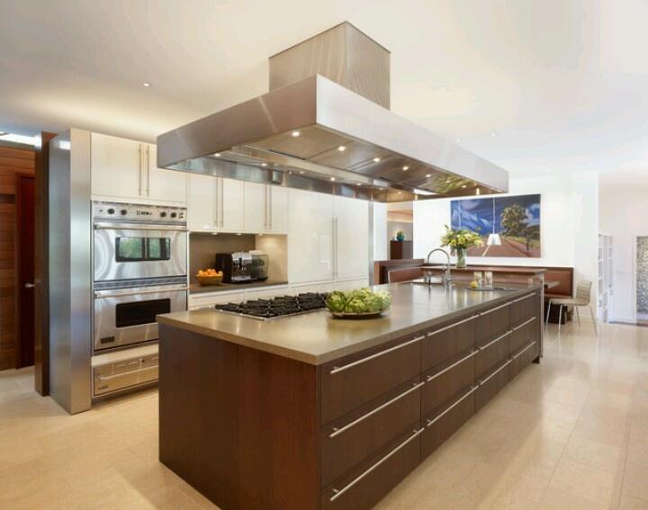 mandeville canyon residence, kitchen