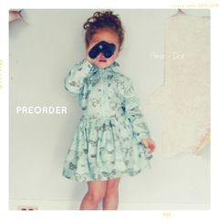 Product images  of: Butterflies Shirtdress, Autumn Winter, Kids Fashion, 12 Collection, Girls Dresses, Butterflies Dresses, Winter Collection, Dots Autumn, Shirtdress Girls