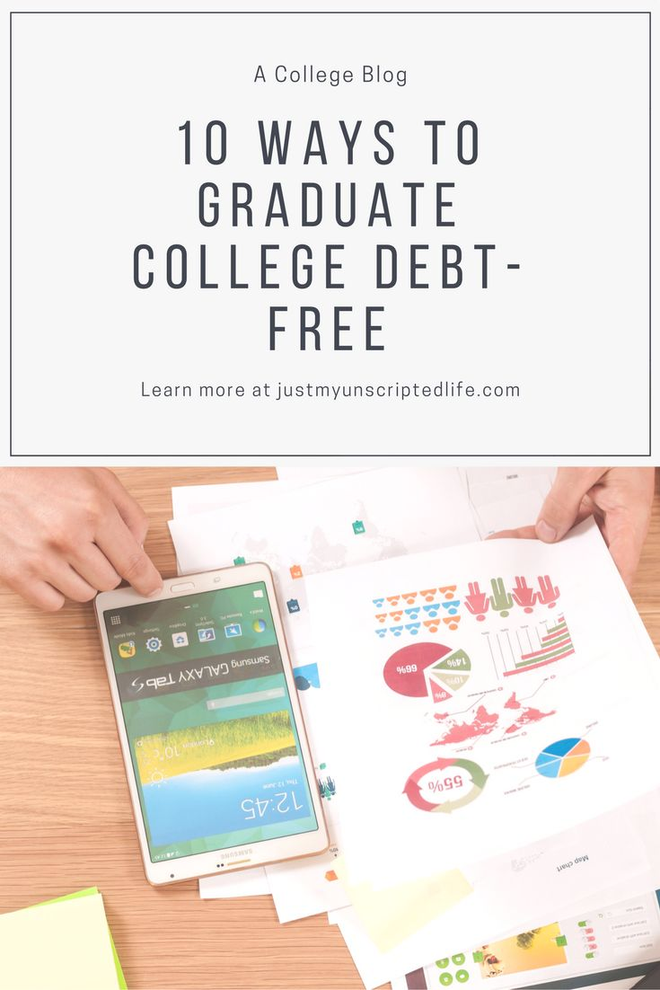 Going to college doesn't have to break your wallet. Read here to find ways to save money on college tuition, fees, and books. Use these tips to help you get closer to your goal of graduating completely debt-free #collegelife #nodebt #scholarships
