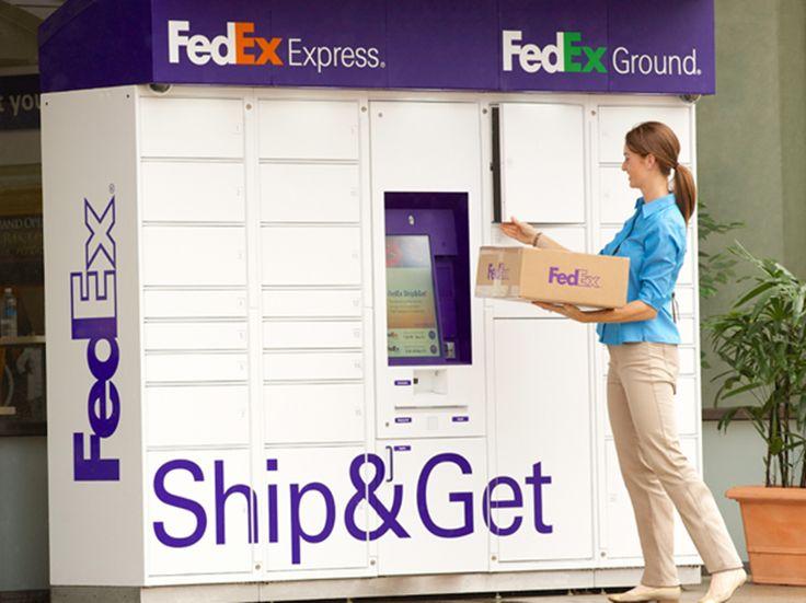 FedEx Express \ FedEx Ground Ship \ Get automated parcel locker - fedex jobs