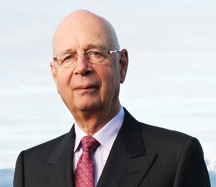 Klaus Schwab, Founder and Executive Chairman