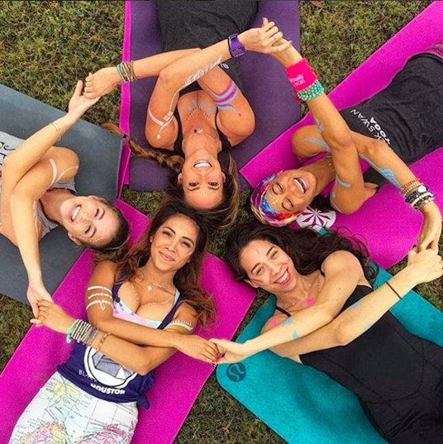 Bookmark these yoga + meditation festivals as bachelorette party ideas for your yogi squad.