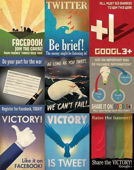 Social Media Posters social media firms I like