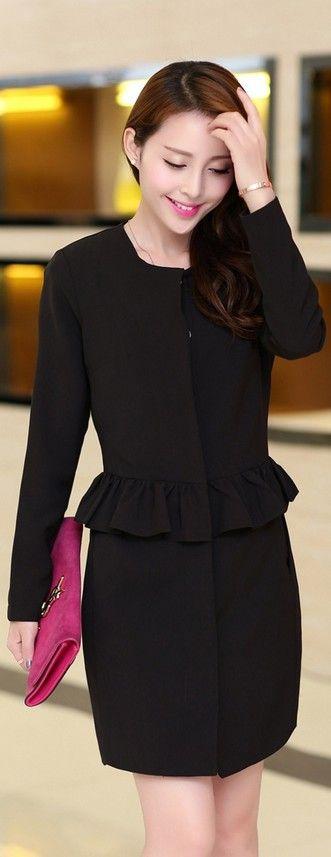 C m black dress 18 20