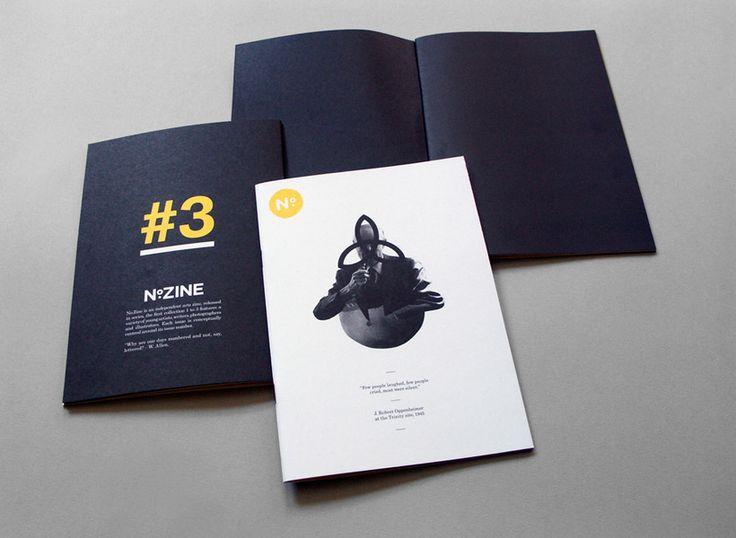 Zine Design by Patrick Fry