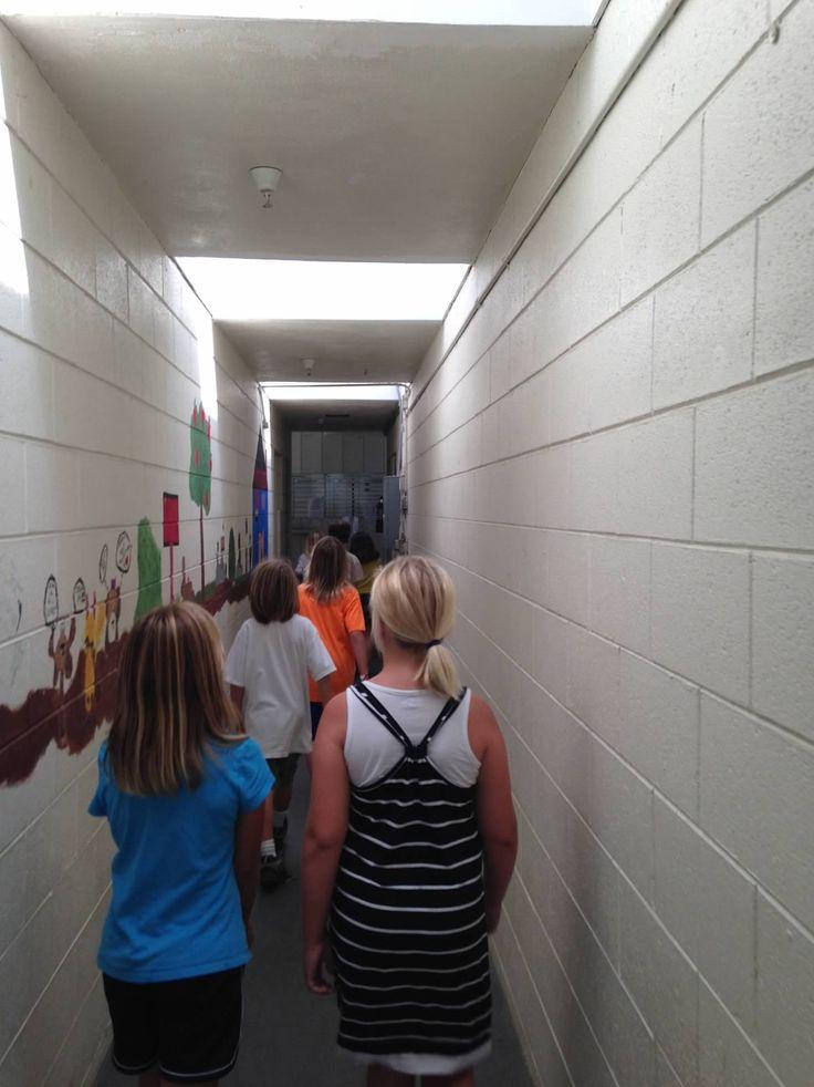 ICE Fourth Grade Encinitas Animal Shelter Field Trip