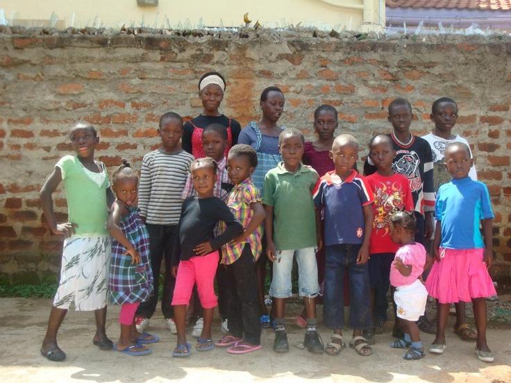 Children SEEDS supports in Kenya
