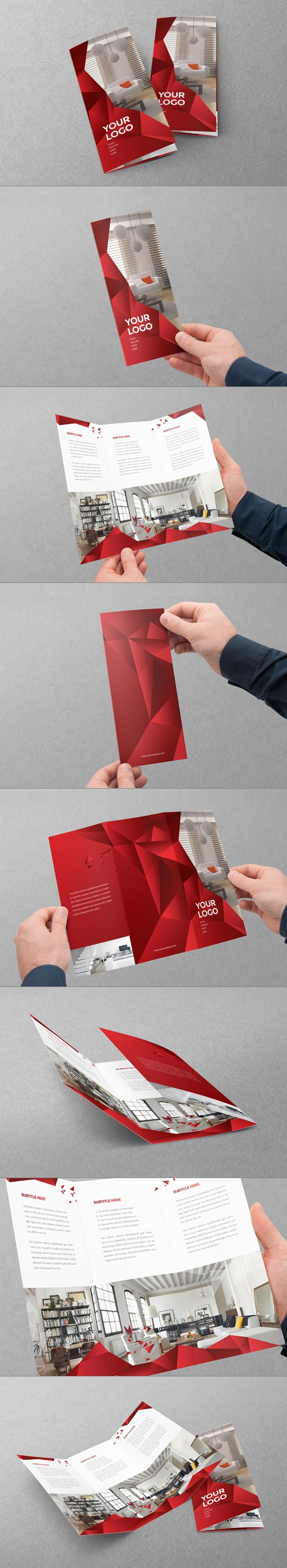Interior Design Trifold. Download here: http://graphicriver.net/item/interior-design-trifold/6993042?ref=abradesign #design #trifold #brochure