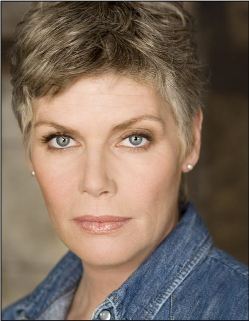 Kelly McGillis, actress (played 'Charlie', Tom Cruise's love interest in Top Gun)