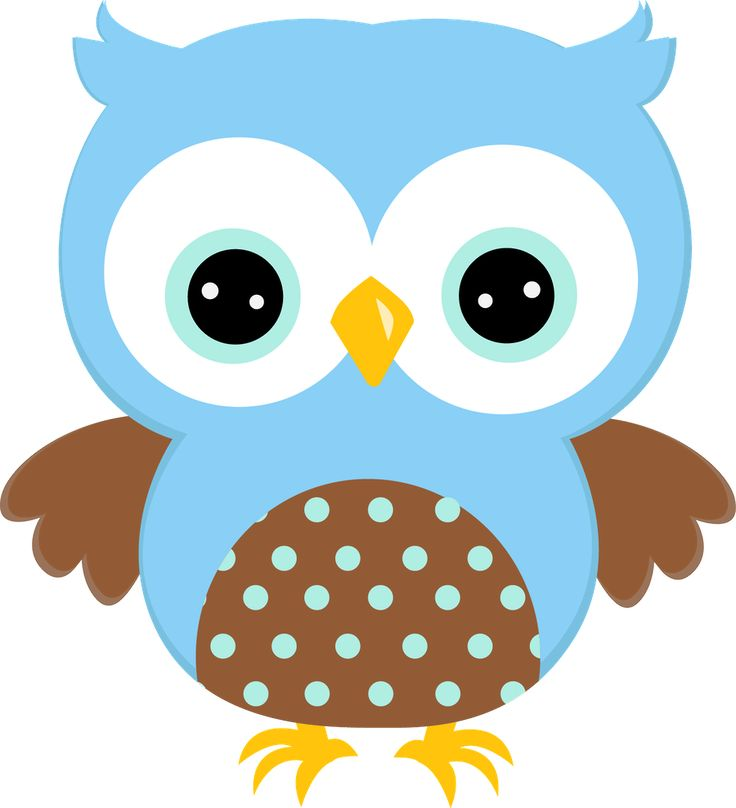 Owl Pattern  All Things Pinterest Clipart - Free Clipart