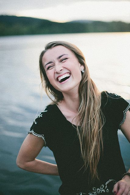 laugher is the best medicine~
