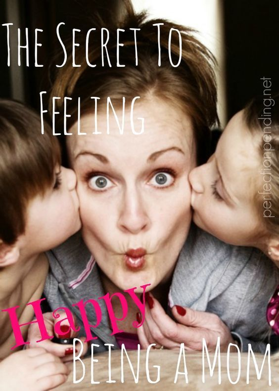 Do you struggle with being happy as a stay at home mom? Or maybe you struggle as a working mom trying to balance it all? I know how it is when sometimes motherhood doesn't fulfill you in the way you imagined. There is a secret to finding happiness in mothering and it might surprise you where the answer lies.