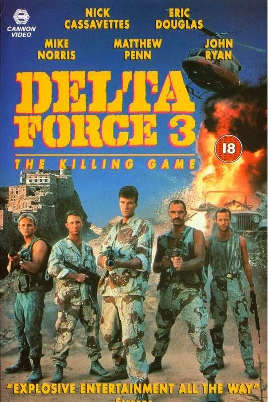 Delta Force 3: The Killing Game (1991) | Online Español Latino
