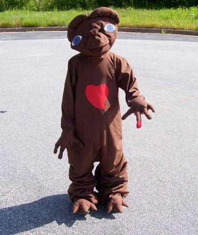 Etsy never fails! ET costume