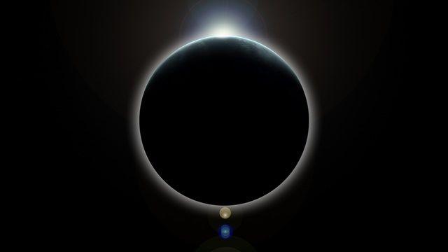 L'eclissi solare del 20 marzo 2015 | FOTO