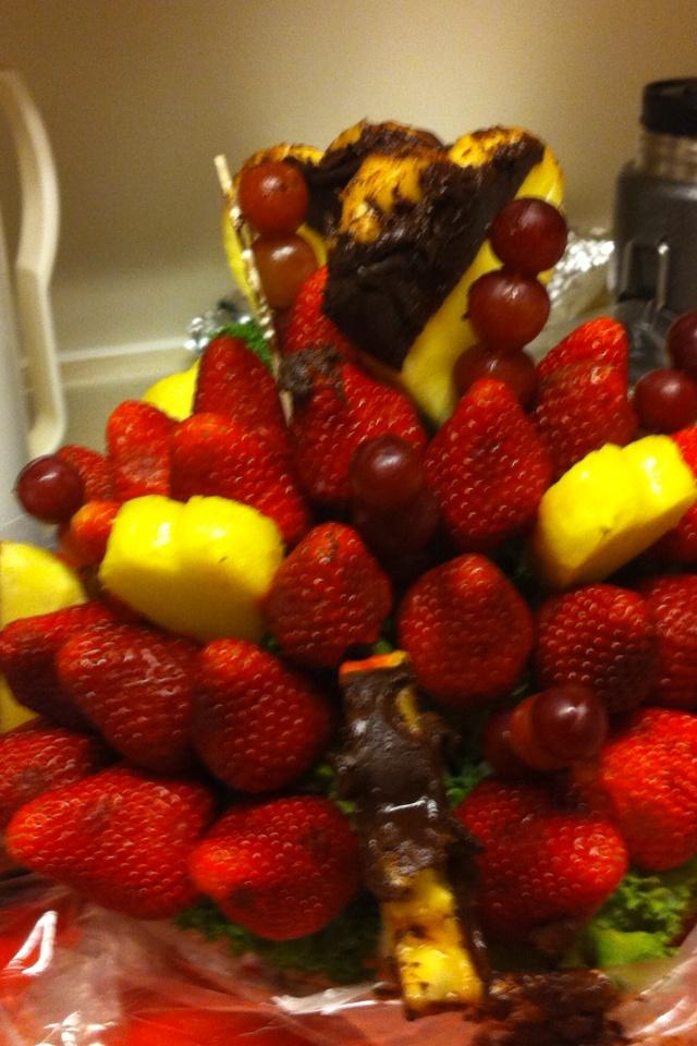 65 Best Images About Fresh Fruit Baskets On Pinterest