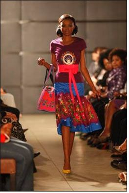 South Africa : South African Fashion Week now onwards in April & October - Fashion News South Africa