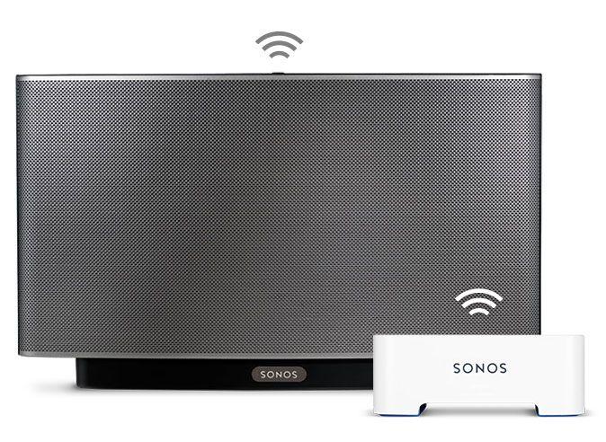 Wat is Sonos? Sonos is een systeem van draadloze HiFi-speakers en audio-componenten. Sonos brengt je digitale muziekverzameling samen in één app die je vanaf een willekeurig apparaat bedient. Speel wat je wilt in elke kamer over een eigen netwerk.