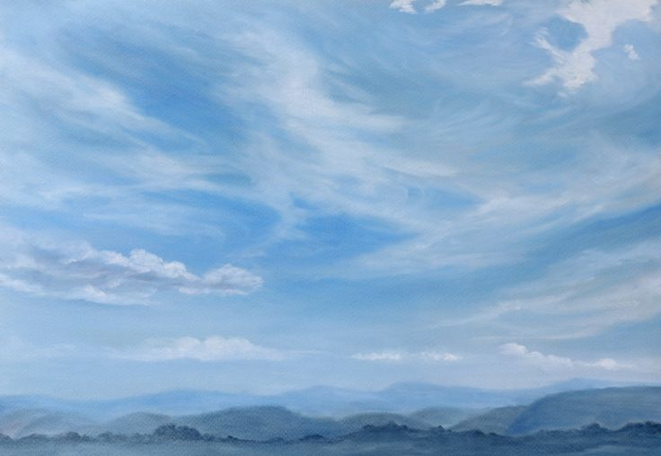 Painted Sky. Sold!
