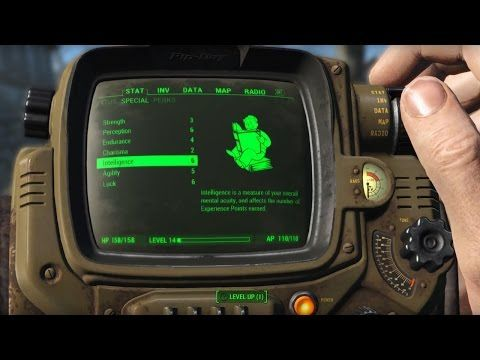 Fallout 4 Perks Come From More Than Just Levelling Up! - Fallout 4 Buzz